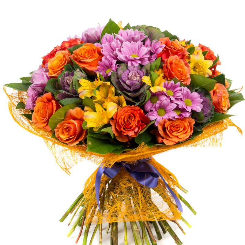 Подгузников, где заказать букет из цветов харькове можно